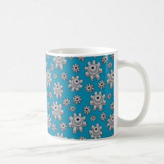 Gears Basic White Mug