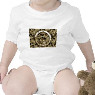 Gears Clock Office Design Digital Art Destiny Tshirt