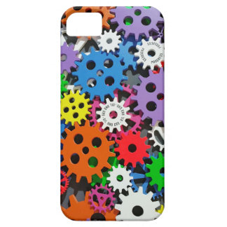 Gears, Gears and More Gears iPhone 5 Cover