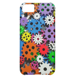 Gears, Gears and More Gears iPhone 5C Case