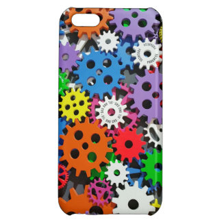Gears, Gears and More Gears iPhone 5C Covers