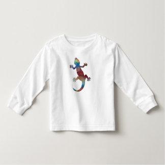 Gecko art toddler T-Shirt