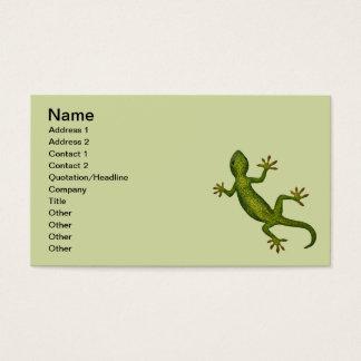 Gecko Business Card