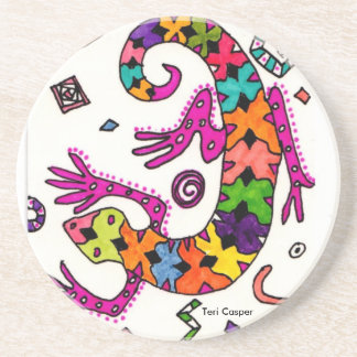 Gecko Coaster