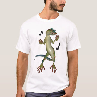 Gecko dance T-Shirt
