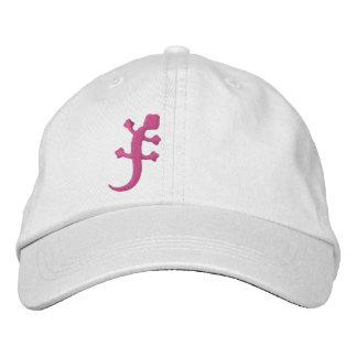 Gecko Embroidered Hats
