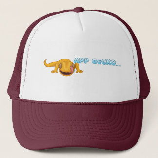 Gecko Hat - Customized