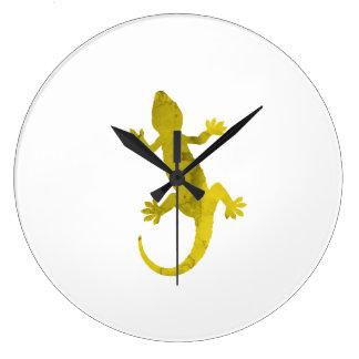 Gecko Large Clock