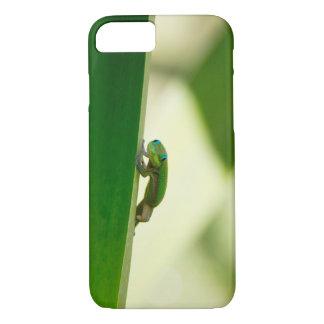 Gecko on Leaf iPhone 7 Case