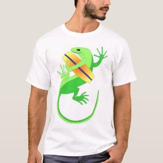 Gecko Wakeboard Surf T-Shirt