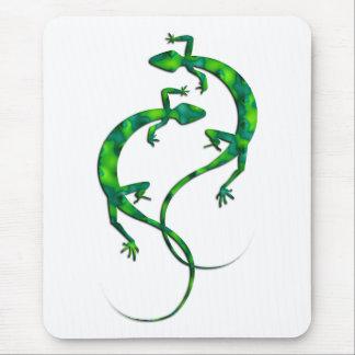 Geckos Mouse Pad