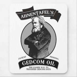 GEDCOM Oil Mouse Pad