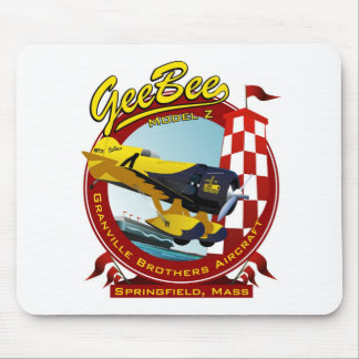 Gee Bee Z Mouse Pad