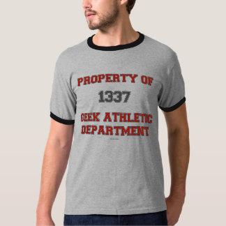 Geek Athletic Dept T-shirt