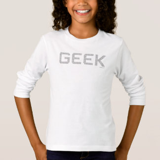 Geek binary code computer freaks cool programmer T-Shirt