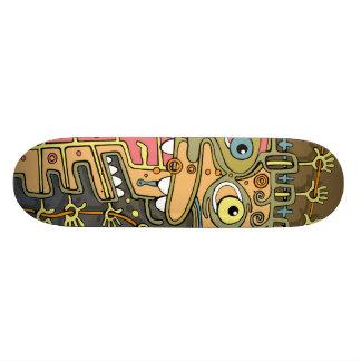 Geek Board Skate Board Decks