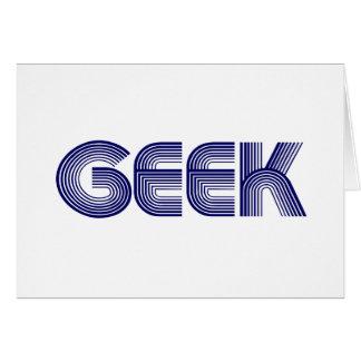 Geek Card