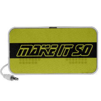 Geek Chic iPod Speaker