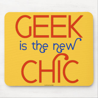 Geek Chic Mouse Pad