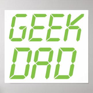 Geek Dad Print