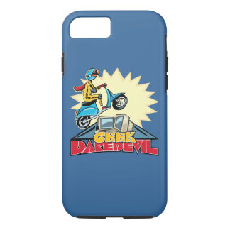 Geek Daredevil Jump iPhone 7 Case