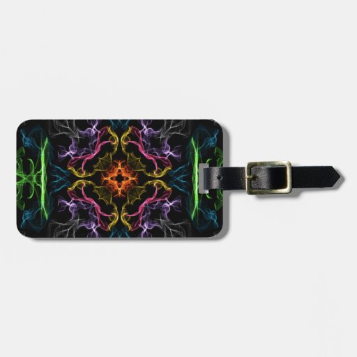 Geek Fantasy Travel Bag Tag