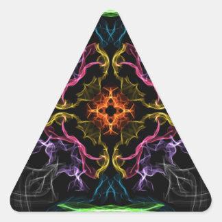 Geek Fantasy Triangle Sticker