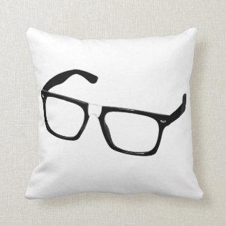 Geek glasses cushion