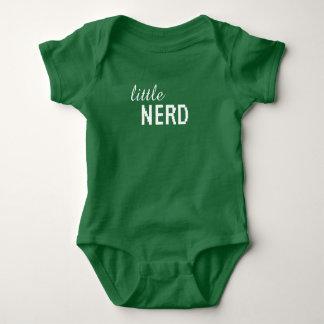 Geek Little Nerd Baby Shirt