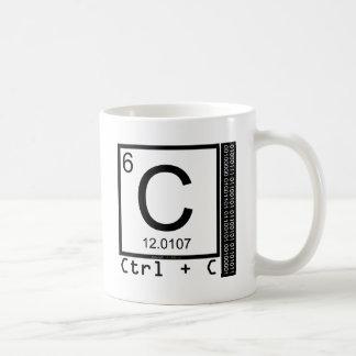 Geek Me! Carbon Copy Coffee Mug