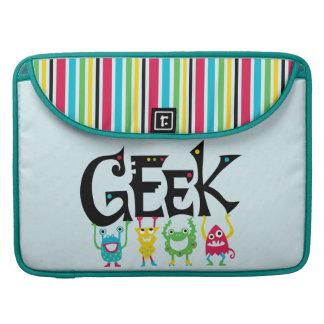 Geek Monsters Sleeves For MacBook Pro
