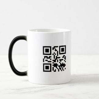 Geek Morphing Mug