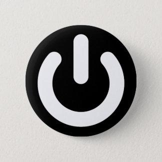 Geek Power Ideology 6 Cm Round Badge