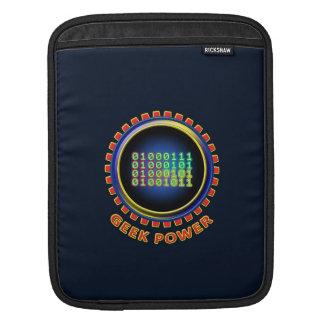 Geek Power iPad Sleeve