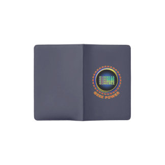 Geek Power Pocket Moleskine Notebook