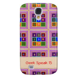 GEEK : Quiz Games for Kids Samsung Galaxy S4 Case