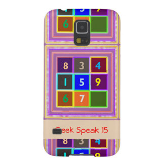 GEEK : Quiz Games for Kids Galaxy S5 Cases