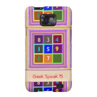 GEEK : Quiz Games for Kids Samsung Galaxy S2 Case