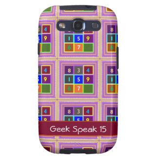 GEEK : Quiz Games for Kids Samsung Galaxy SIII Cases