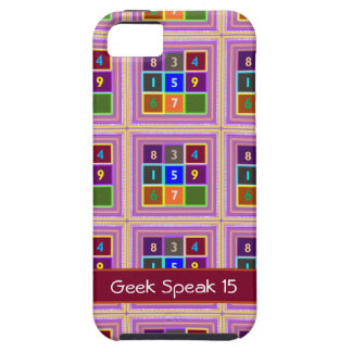 GEEK Quiz Games for Kids iPhone 5 Cover