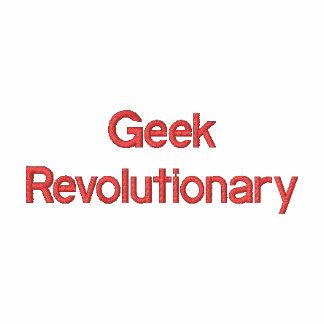 Geek Revolutionary Embroidered Shirt
