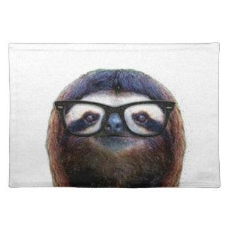 Geek Sloth Placemat