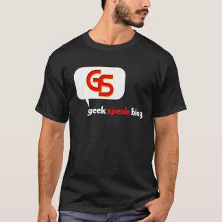 Geek Speak Blog-Talk Geeky to Me! - short sleeve T-Shirt