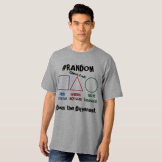 Geek T-Shirt, Brain Teaser Tee