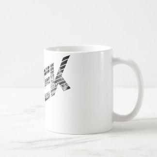 Geek Techie Stuff Basic White Mug