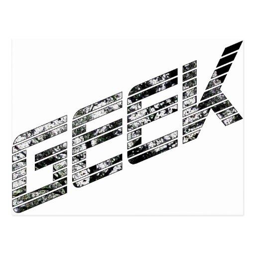 Geek Techie Stuff Post Cards