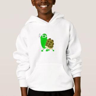 Geek Turtle Kids Hooded T-Shirt