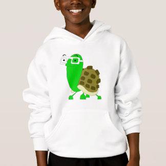 Geek Turtle Kids Hoodie