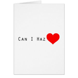 Geek Valentine Card