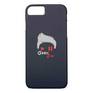 Geek Zap iPhone 8/7 Case